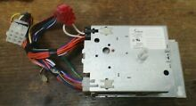 GE Coin Op Washer Timer WH12X10260 with Bracket and Wire Harness
