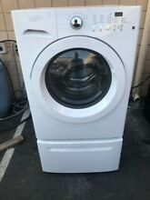 Electrolux Crosley Washer with Pedestal Drawer  Excellent Condition