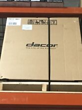 DR30DING DACOR 30  PRO DUAL FUEL SLIDE IN RANGE IN BOX