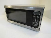 Sharp Countertop Turntable Microwave Oven U2 Stainless Black 1100W R408LS