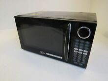 Oster Countertop Turntable Microwave Oven U2 Black 1000W 1 1 CuFt OGB81102