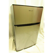 Whirlpool WH31S1E 3 1 CF Mini Refrigerator w  Freezer  Pickup In Store Only   Co