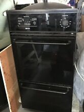 Maytag 24  Electric Double Wall Oven