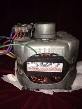 GE Part Number WH12X1068  1 SPD WASHER MOTOR substitution for WH49X10029 jb