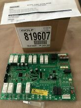 NEW in Box Genuine WOLF  Oven 819607 Double Oven Relay Board w Instructions