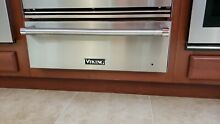 RVEWD330SS VIKING 30  WARMING DRAWER DISPLAY MODEL