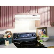Broan 42000 Series 30 in  Under Cabinet Range Hood with Light in White