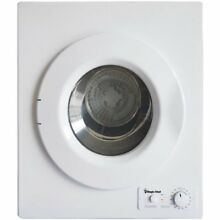 Magic Chef Mcscdry1s 2 6 Cubic ft Compact Dryer