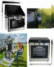 Camp Chef Outdoor Oven  31  H x 24  W x 18  L  Black Silver
