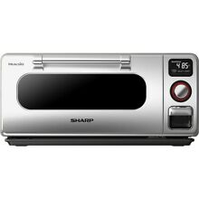 Sharp SSC0586DS  5 Cu Ft Countertop Superheated Steam Oven 5 Cooking Modes