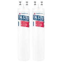 ClearChoice Replacement for ULTRAWF Refrigerator Water Filter  2 Pack
