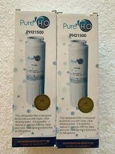 2  Pack PureH2O PH21500 Replacement Whirlpool UKF8001 EDR4RXD1 EDR4RXD2