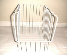 Frigidaire Side by Side Refrigerator  Freezer Wire Basket 240530401 9 75x14 5