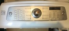 Kenmore Elite Washer Control Console