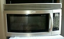 WHIRLPOOL Stainless Steel GH5184XP 2004 Over the Range Microwave Hood Combo ATL