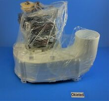 134693300 131775600  Frigidaire Kenmore Dryer Motor w Blower Assembly    H5 7