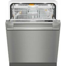 Miele 24  Stainless Steel Built In Dishwasher