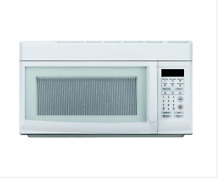 Magic Chef 1 6 cu  ft  Over the Range Microwave in White   MCO165UW