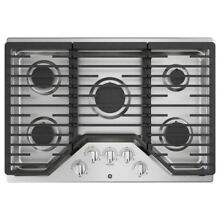 GE New Cooktop Gas 30 inch GE PGP7030SLSS Stainless Steel