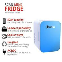ZOKOP Portable 6L 8Can Mini Fridge Long Time Cooler and Warmer top pick Blue
