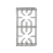 Viking Stainless Steel Cooktop Range Gas Stove Burner Grate Set of 3