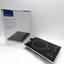 Insignia 11 4  Electric Induction Cooktop NS IC1ZBK8 FREE SHIPPING