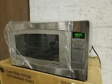 Microwave Oven GE JES2251SJ 2 2 Cu Ft 1200 W  Countertop Stainless Steel