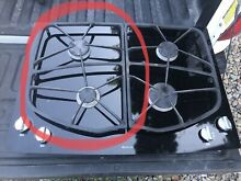 LEFT Iron Grate For Jenn Air Gas Range Top Model JGC9430BDB16   LEFT SIDE ONLY