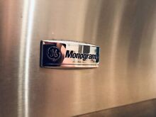 GE Monogram ZDT915SSJSS Integrated Dishwasher Euro Handle Stainless Steel