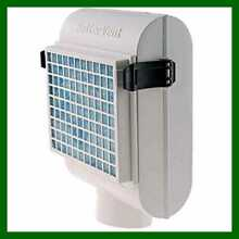 Indoor Dryer Vent Kit Protect Air Quality   Save Energy W A Superior Lint Filter
