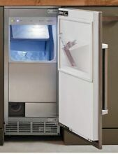 Sub Zero 15  Outdoor Ice Machine UC 15IPO