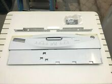WD34X11291   GE DISHWASHER CONTROL PANEL COVER