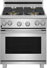 Electrolux ICON 30  Stainless Steel Convection Oven Gas Range E30GF74TPS