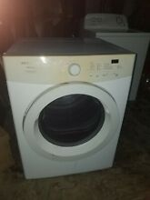 Frigidaire Affinity Electric Front Load Dryer   5 8 Cu  Ft    Features 5 8 Cu