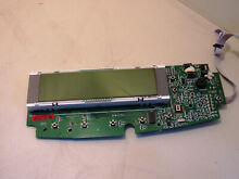WD 5210 12   HAIER WASHER DRYER PCB DISPLAY BOARD