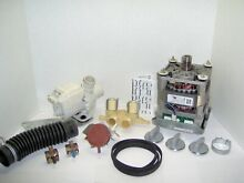 LOT of Replacement   Spare Parts for GE Washing Machine Model GT