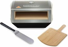 BakerStone Pizza Box  Gas Stove Top Oven  Stainless Steel