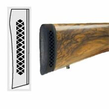 Pachmayr 000 F325 Deluxe Shotgun and Rifle Field Pad Small Black 10