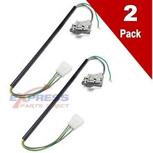 2 Pack  3949247 Washer Lid Switch  AP5983746  PS11722098  3949247V  3949240