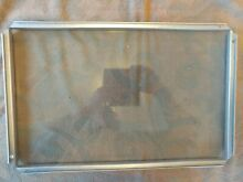 Kenmore Frigidaire Range Inner Glass Window Pack with Part   316237100 plus
