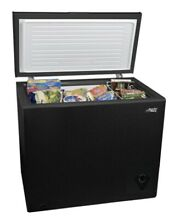 Arctic King 7 cu ft  Chest Freezer   Black Brand New  FREE SHIP