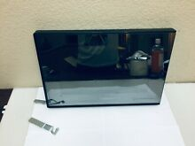 Samsung Microwave Model MG14H3020CM Door Assembly