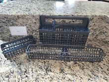 Electrolux Icon Dishwasher Cutlery Baskets Good Cond From model  EDW7505HSSO
