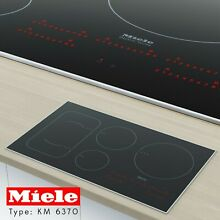 Brand New in Box Miele KM6370 Cooktop   Free Fast Shipping
