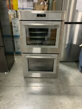 ME302WS THERMADOR MASTERPIECE SERIES 30  DOUBLE WALL OVEN  NEW OUT OF BOX