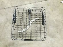 OEM GE Dishwasher Upper Rack Assembly w  Spray Arm and Rollers   WD28X22828