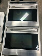 Wolf D030 Double Wall Oven   Warming Tray Combo