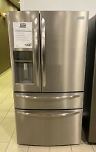 Frigidaire Gallery 22 C F  Stainless Counter Depth French Door Refrigerator