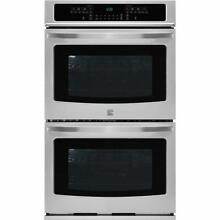 Kenmore 30  Stainless Steel Double Wall Oven  with Convection 49533