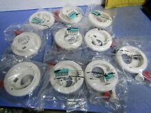 Lot of 10 OBPS 400 W Ice Maker Pull Stop Box Trim Kit  White  NEW in Package